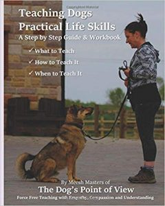 teaching dogs practical lifeskills book